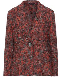 Paltò Suit Jacket - Orange