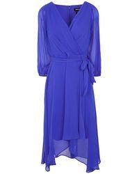 DKNY Vestito longuette - Blu