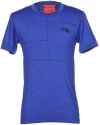 The North Face T-shirt - Bleu