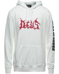 Deus Ex Machina Sweatshirt - White