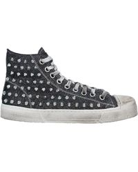 METAL GIENCHI Sneakers & Tennis shoes alte - Multicolore