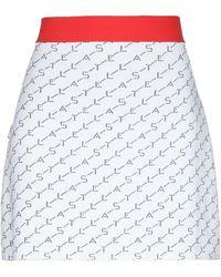 Stella McCartney Mini Skirt - Grey
