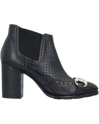 Barracuda Ankle Boots - Black