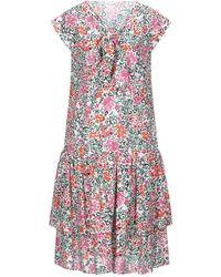 Isa Arfen Midi Dress - Multicolour