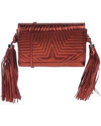 Golden Goose Deluxe Brand Cross-body Bag - Red