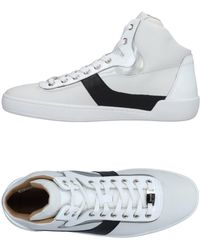 Bally - High-tops & Sneakers - Lyst