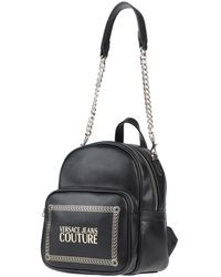 Versace Jeans Couture Backpacks & Fanny Packs - Black