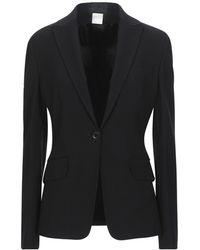 Kiton Suit Jacket - Black