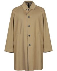 Harris Wharf London Coat - Natural