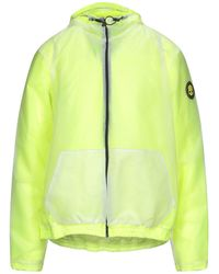 Hydrogen Jacket - Yellow