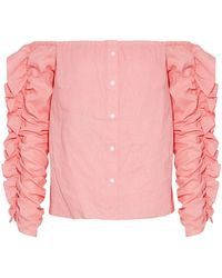 Petersyn Camisa - Rosa