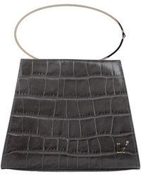 L'Autre Chose Handbag - Grey