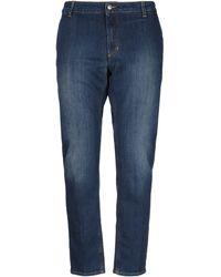 Jeanseng Pantaloni jeans - Blu