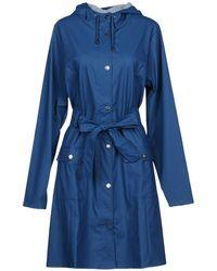 Rains - Overcoat - Lyst