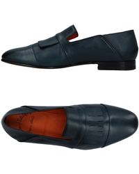 Santoni - Loafer - Lyst