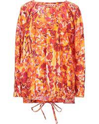 Marni Bluse - Orange