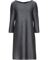 St. John - Short Dress - Lyst