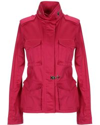 Fay Jacket - Red