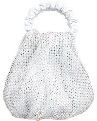 Gedebe Handbag - White