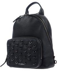 Karl Lagerfeld - Backpacks & Bum Bags - Lyst