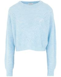 TOPSHOP Pullover - Blau