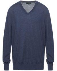 Brooks Brothers Pullover - Bleu
