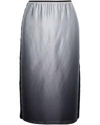 Jason Wu Midi Skirt - Grey