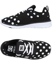 DC Shoes Sneakers - Black