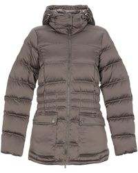the best attitude adb29 090fc Ciesse Piumini Rubber Kalie Black Down Jacket - Lyst