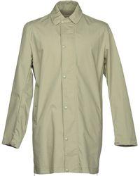 Sempach Overcoat - Green