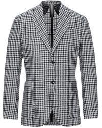 Alessandro Dell'acqua Suit Jacket - Grey