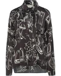 Shirtaporter Camisa - Negro