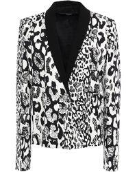 Versus Suit Jacket - White