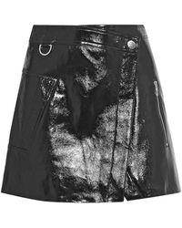 10 Crosby Derek Lam Mini Skirt - Black
