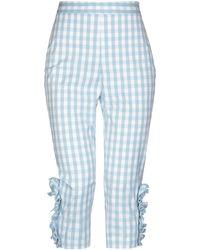 Boutique Moschino 3/4-length Short - Blue