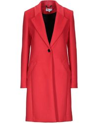 Patrizia Pepe Coat - Red