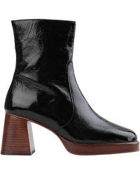 Jonak Ankle Boots - Black