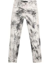 MNML Couture Pantalones vaqueros - Gris