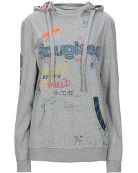 Desigual Sweatshirt - Grau