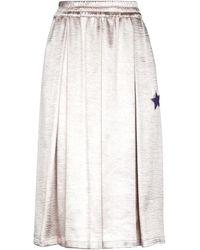 Saucony 3/4 Length Skirt - Natural