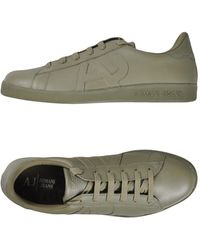 Armani Jeans Sneakers - Vert