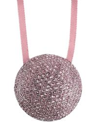 Dries Van Noten Necklace - Pink
