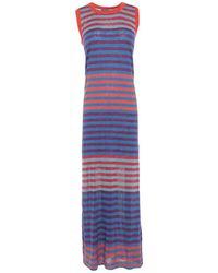 Woolrich Midi Dress - Blue