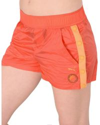 PUMA Shorts - Arancione