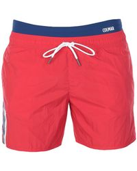 Colmar Swimming Trunks - Red