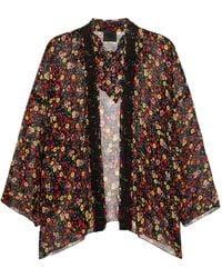 Anna Sui Suit Jacket - Black