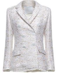 Giada Benincasa Suit Jacket - White