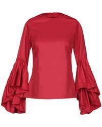 Marques'Almeida Blouse - Red