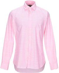 Siviglia Hemd - Pink
