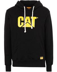 Caterpillar Sweatshirt - Black